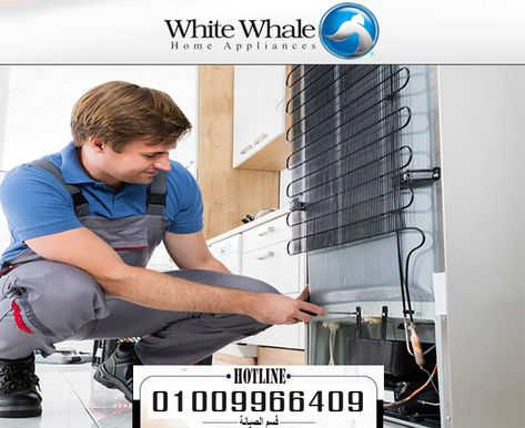 خدمات صيانة ثلاجات وايت ويل باقل الاسعار و احدث الطرق In 2020 White Whale Toshiba Daewoo