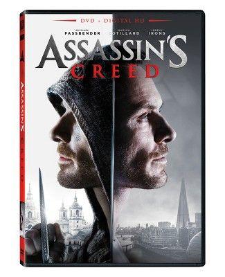 Assassin S Creed Dvd Digital Filme Creed Assassins Creed Assassin S Creed