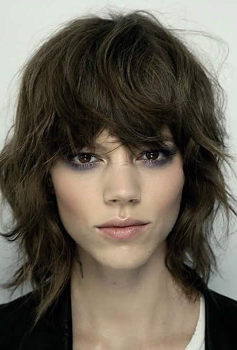 Pin On Medium Hair Cuts For Women