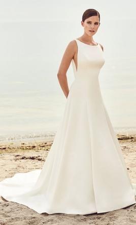 Stella York 6245 Wedding Dress New Size 12 1 199