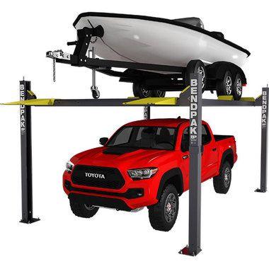 Bendpak Boat Storage Lift Extra Long Hd 7500blx Boat Storage