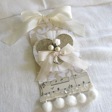 Christmas Gift Tags by creative chaos