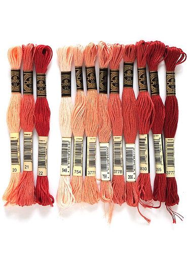 Embroidery Floss Embroidery Thread Cross Stitch Floss Cotton Floss Dmc Floss Hand Embroidery Cross Stitch Thread Embroidery Thread Crafts