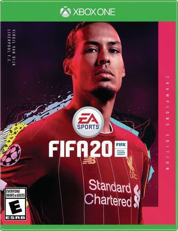 Electronic Arts Fifa 20 Deluxe Edition (Xbox One)