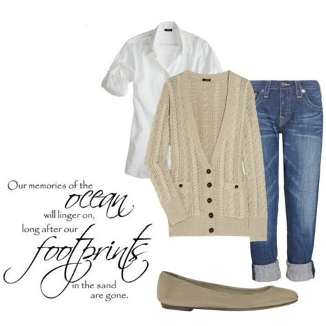 Comfy clean style