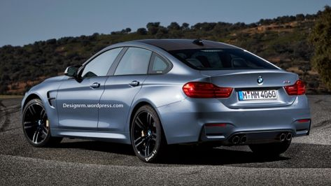 Bmw Reportedly Looking To Launch M4 Gran Coupe Bmw Bmw M4 Coupe
