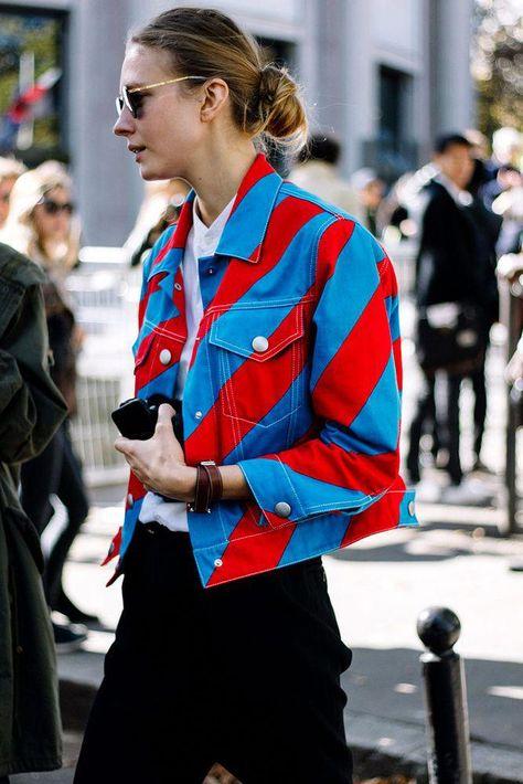Street Style Paris Fashion Week Primavera Verano 2017 #newstreetfashion
