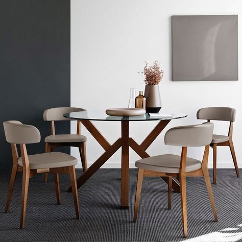 Connubia Calligaris Mikado Table Free Uk Delivery A Round Glass