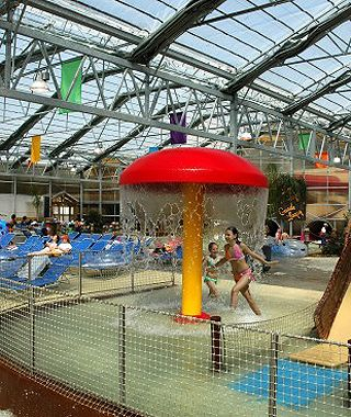 Wasserfest Kids' Area Indoor at Schlitterbahn Galveston Island.