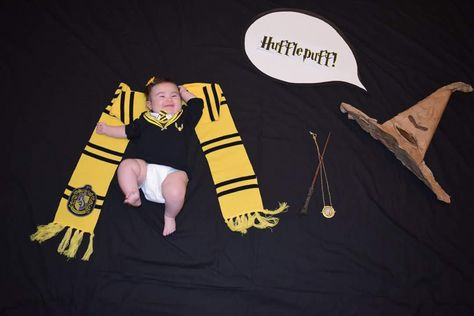 Baby Harry Potter Sorting