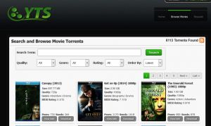 7 Best Yify Torrents Proxy And Mirror Sites In 2021 Free Movie Websites Streaming Sites Streaming Movies