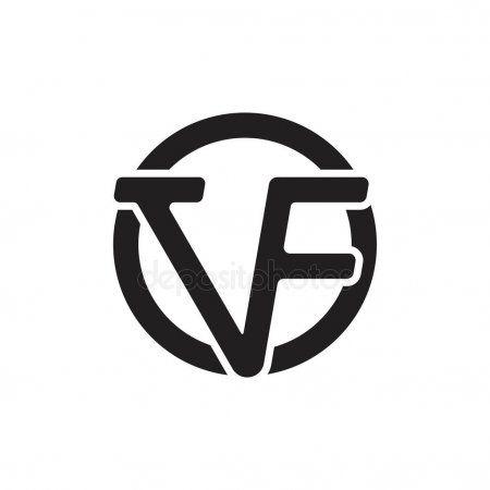 Letter Vf Simple Geometric Emblem Logo Stock Vector Sponsored Simple Geometric Letter Vf Ad Emblem Logo Lettering Geometric