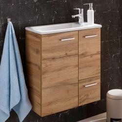 Waschbeckenunterschranke Badunterschranke In 2020 Waschtisch