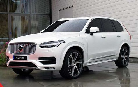 2015 Volvo Xc90 Engine Review Price Design Safety With