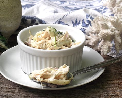 Tzatziki Chicken Salad from Cooking Light via Taking On Magazines