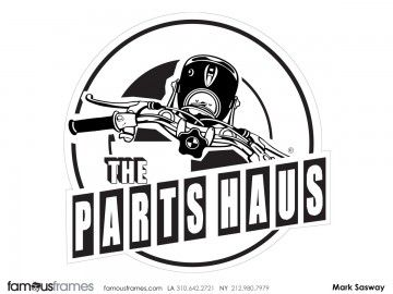 the parts haus logo | bmw motorcycle parts breaker long beach, ca