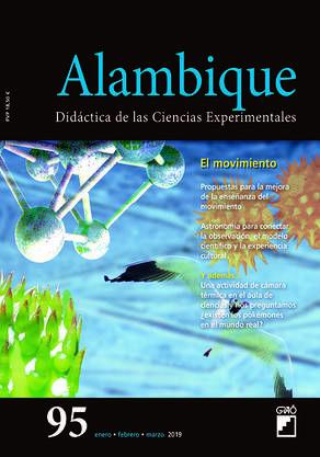 Alambique Aldizkaria Ciencias Experimentales Didactico Ciencia