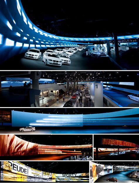 gate.11 audiovisuelle kommunikation GmbH - IAA 2009 - BMW