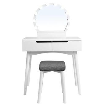 Pin On Corner Makeup Vanity
