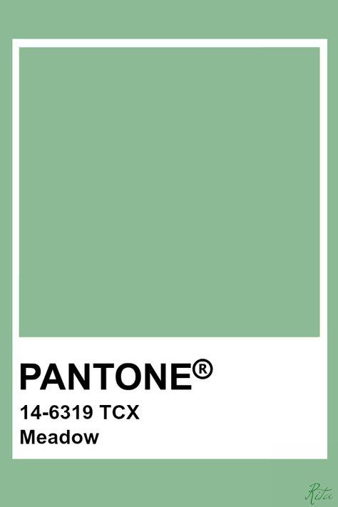 Pantone Meadow
