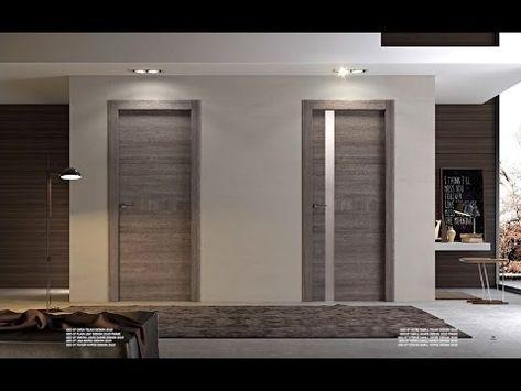 Como Instalar Una Puerta De Interior Puerta De Interior Italiana Youtube Doors Interior Interior Door Styles Wooden Doors