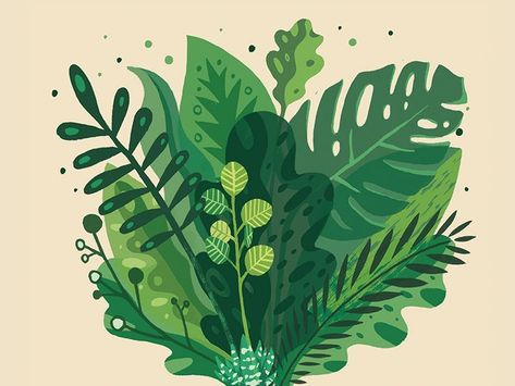 Lovely Illustrations of the Month — April 2018