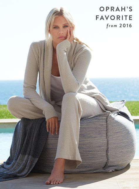 Barefoot Dreams® - Worlds softest and most luxurious hand knitted baby blankets, children's apparel, chic lounge wear for adults and accessories for the home. Barefoot Dreams® is luxury!