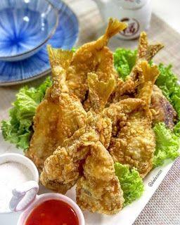 Ikan Goreng Tepung Resep Makanan Resep Ikan Resep Masakan