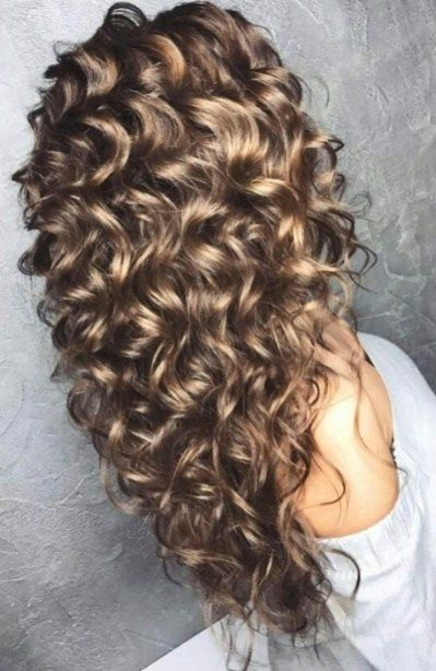 25 Cool Perm Hairstyles Ideas That Will Rock Your Day Fashionetmag Com Permed Hairstyles Long Hair Perm Hair Styles