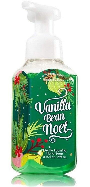 Vanilla Bean Noel 5 Pack Pocketbac Sanitizers Soap Sanitizer