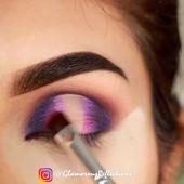 #eyemakeup #eyeshadow #eyebrow #makeup #beauty #tutorial