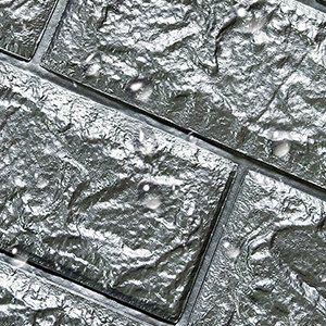 5pcs Kinlo 3d Wandpaneele Selbstklebend Steinoptik Tapete 77 X 70 X 0 9 Cm Wasserfest Ziegelstein Wandtattoo Pv Ziegel Tapete Wandpaneele Selbstklebende Tapete