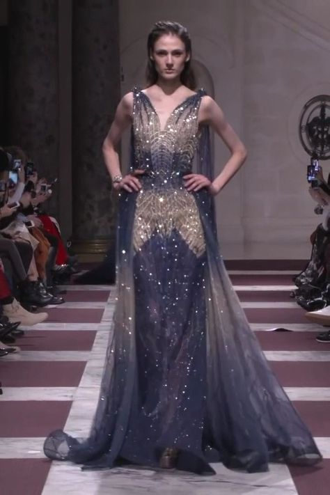 Ziad Nakad Look 4. Spring Summer 2019 Haute Couture Collection