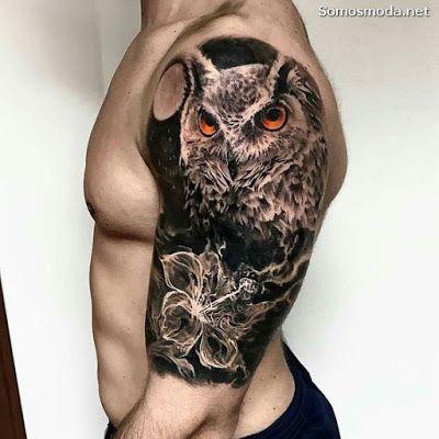 Tatuajes En El Hombro Tatuajes Para Hombres Tatuaje Escandinavo