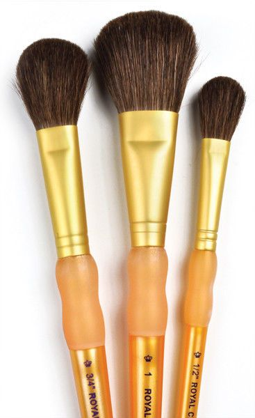 Royal Langnickel Crafter S Choice Camel Hair Value Paint Brush