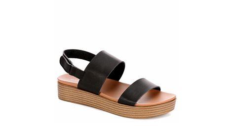 Black Madden Girl Womens Ashley | Sandals | Rack Room Shoes