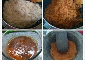 Resep Kelapa Sangrai Tumbuk Untuk Rendang Padang Atau Malbi Palembang Oleh Mama Hula Resep Resep Masakan Resep Makanan