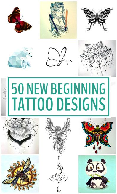 60 Tattoo Designs That Mean New Beginning New Beginning Tattoo