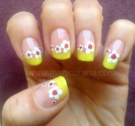 * MANICURARTE *  #nail #nails #nailart