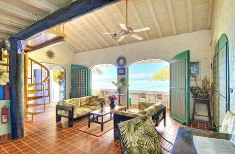 Caribbean Home Decorating Ideas To