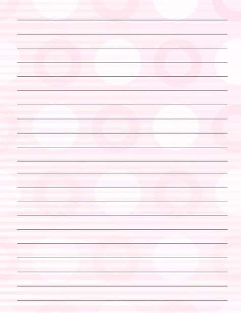 Free Printable Stationery Paper Free Printable Stationary with - loose leaf template