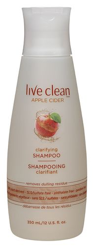 Live Clean Apple Cider Clarifying Shampoo $6.99 - from Well.ca