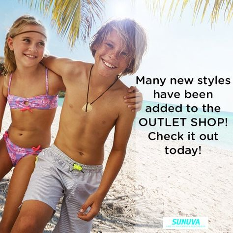 Sunuva Winter Sale clearance outlet for Girls and Boys Swimwear & Beachwear.