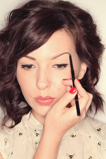 How To Get The Perfect Brows Tutorial | Perfect brows ...