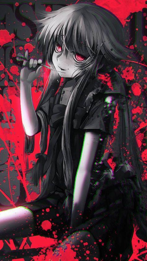 'Yuno Gasai Mirai Nikki Yandere' T-Shirt by TenpoKawaii Animes Yandere, Yandere Anime, Chica Anime Manga, Anime Art, Dark Anime Girl, Anime Girls, Manga Girl, Anime Cosplay, Anime Negra