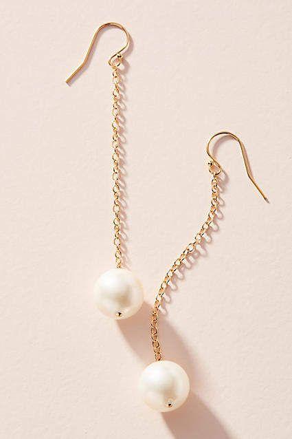 Freshwater pearl earrings pearl gold studs,wire earrings,minimal jewelry,bridesmaid earrings,modern jewelry,wedding earring,custom gift box