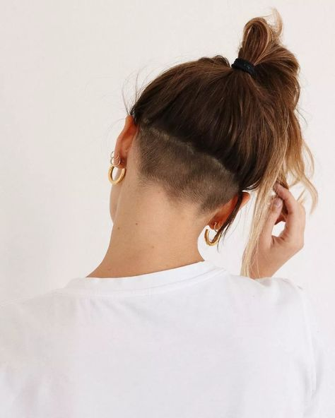 50 Popular Short Undercut Hairstyles - Wass Sell #hair #hairstyles #undercut #shorthairstyles