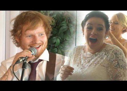 Wedding Songs Ed Sheeran 49 Super Ideas Wedding The Wedding Singer Ed Sheeran Wedding Couples