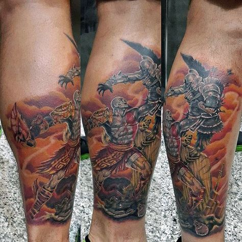 List Of Pinterest Kratos Tattoo Ink Pictures Pinterest