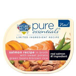 Nature S Recipe Pure Essentials Dog Food Canned Food Petsmart